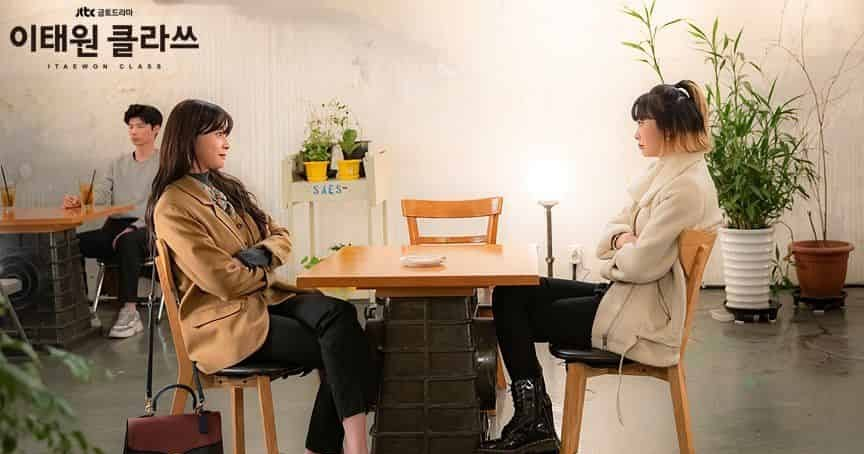 Image Result For Review Film Itaewon Class