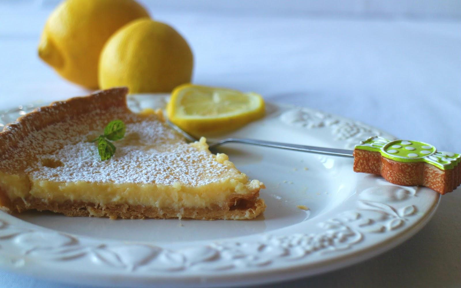 french-lemon-tart, tarta-de-limon-francesa