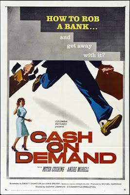 Cash on Demand Poster