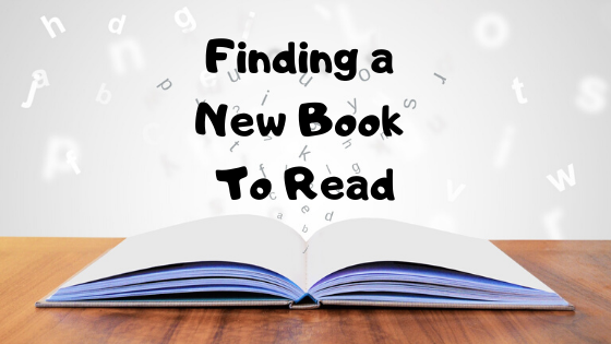 Finding a New Book To Read