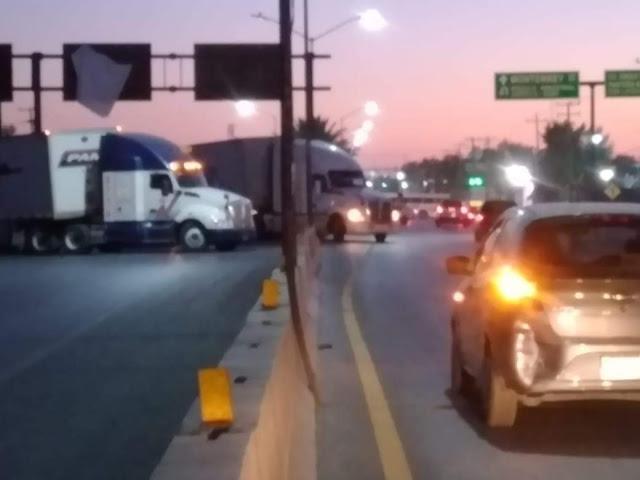 Fotografías: Así fue el enfrentamiento el día de ayer en Nuevo Laredo, Sicarios del Cártel del Noreste se enfrentan a SEDENA a unos cuantos metros del Cuartel Militar