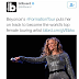 Beyonce's formation puts her on track to become world's top female touring artist