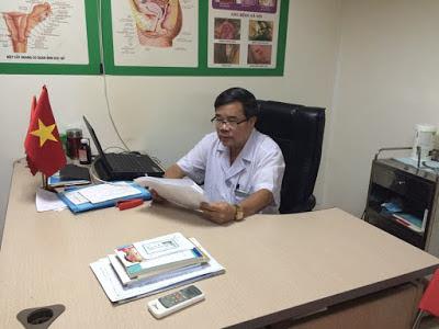 TS. Nguyễn Văn Hợp (PGĐ - Phòng khám Thiên Hòa