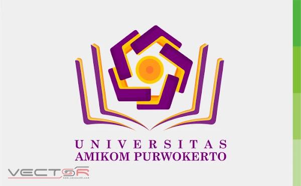 Universitas Amikom Purwokerto Logo - Download Vector File CDR (CorelDraw)