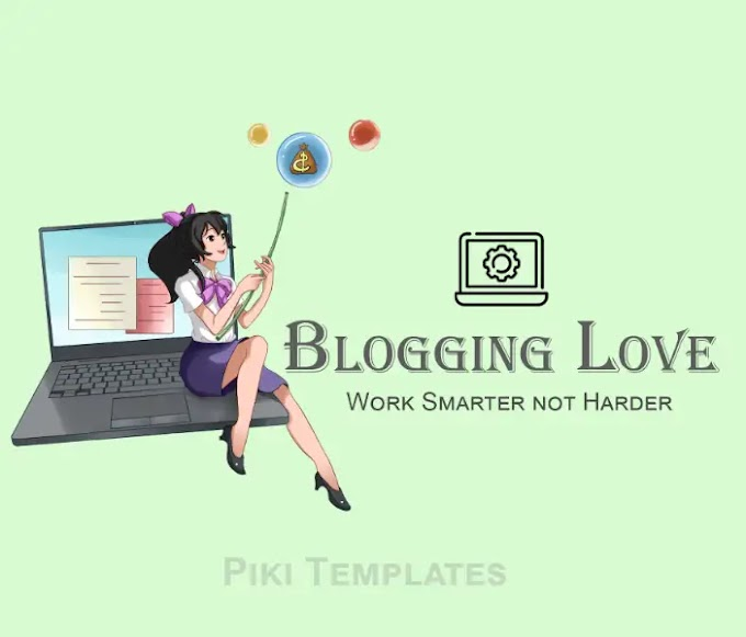 Make Blogging your Love as a Profession to work.