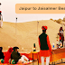 Jaipur to Jaisalmer Best Sightseeing taxi