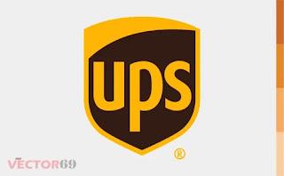 UPS (United Parcel Service) Logo - Download Vector File AI (Adobe Illustrator)