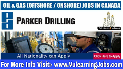 Parker Drilling Company Career & Jobs 2019 In Worldwide