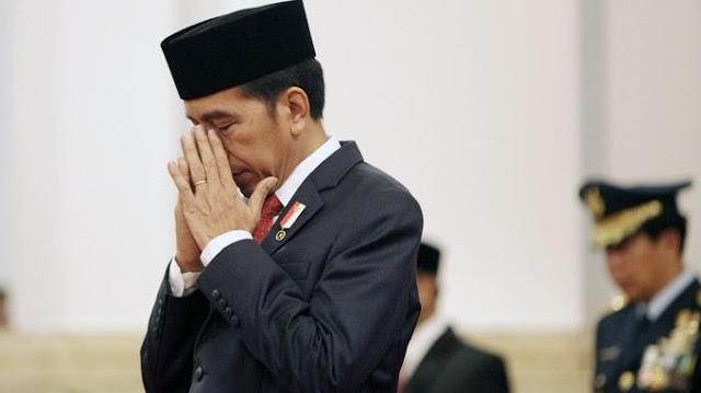 Jokowi Jangan Malu Minta Maaf Gagal Tunaikan Janji