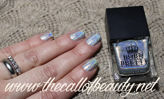 Born Pretty Holo Polish H002 Magic Rainbow