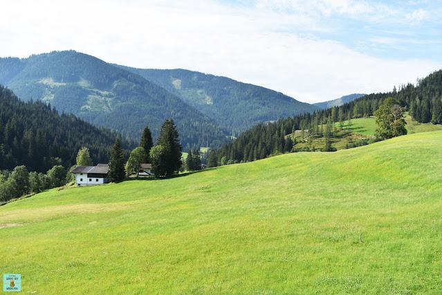 Alojamiento en Austria