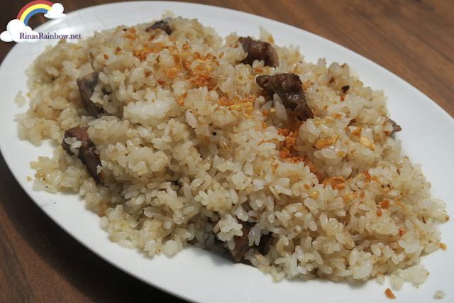 Wolfgang's Steak Rice