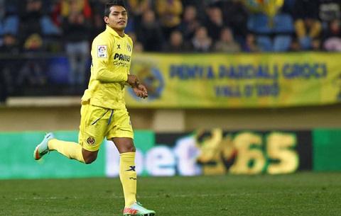 Matias Nahuel được cho Betis mượn