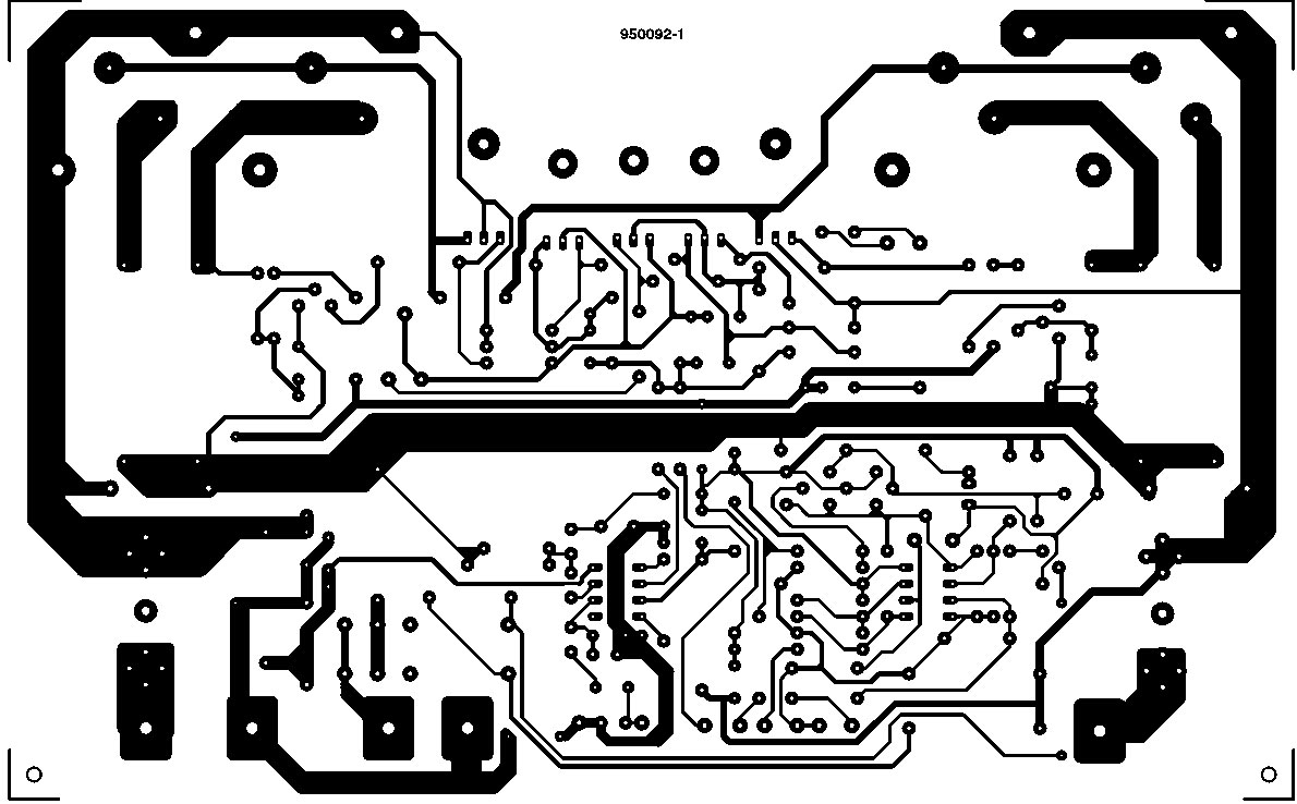 Stk4141 Power Supply Auto Electrical Wiring Diagram 2x30w Audio Amplifier With Stk465 Based Lm391 Circuit World Pcb Soldering Side