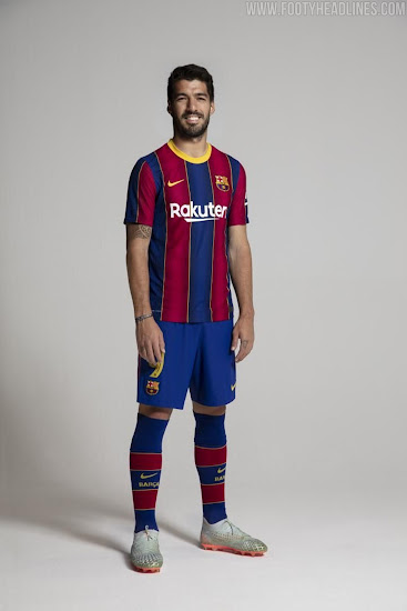 Fc Barcelona 20 21 Home Kit Released Replica Finally Available After Quality Issues Footy Headlines