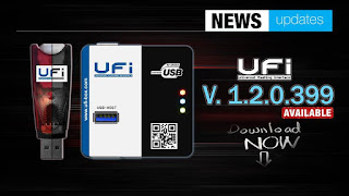 UFI Software version 1.2.0.399 For UFi BOX & UFi Dongle Available
