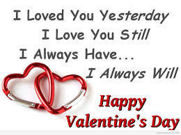 Happy Valentine Day 2016