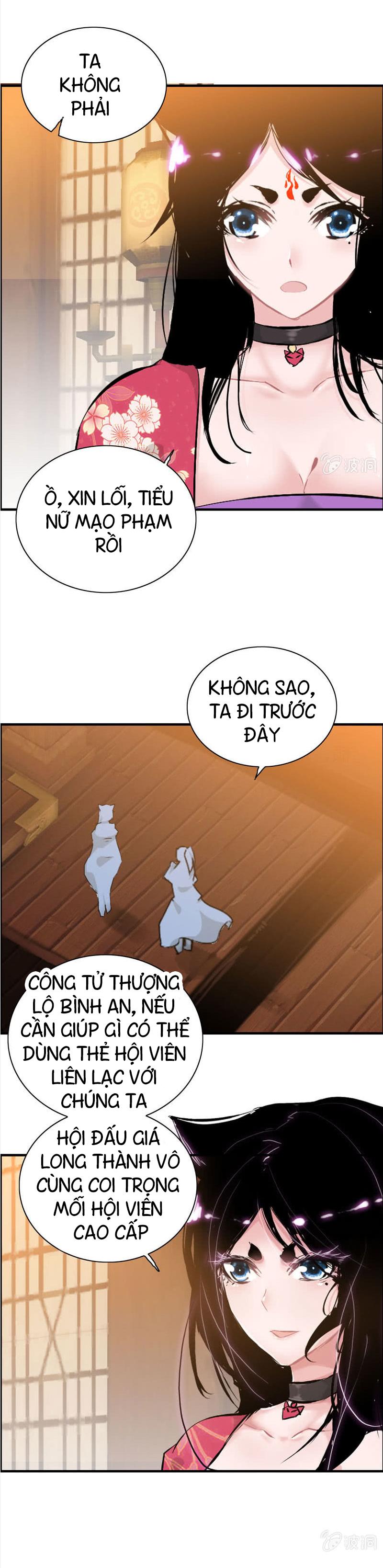 Thần Ma Thiên Sát Chapter 22 video - truyenmh.com