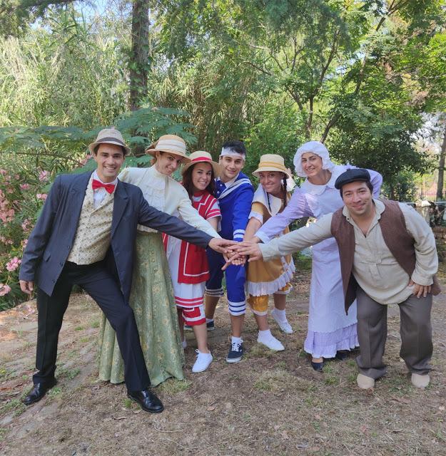 Γιάννενα: «Ο Τρελαντώνης»Στο Θέατρο Ε.Η.Μ. Φρόντζου Την Παρασκευή 17 Ιουλίου