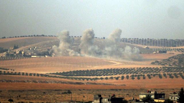 """Η """"ζώνη ασφαλείας"""" της Τουρκίας είναι επικίνδυνη για τους άμαχους"""