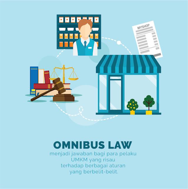 Omnibus Law Akan Meningkatkan Perkembangan UMKM