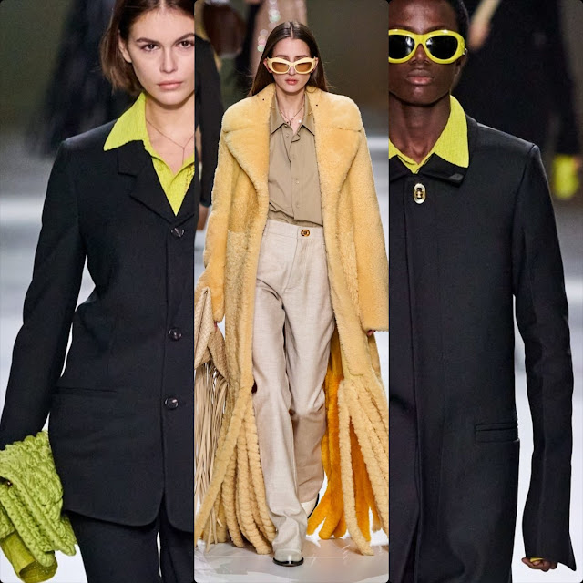 Bottega Veneta Fall-Winter 2020-2021 Milan by RUNWAY MAGAZINE