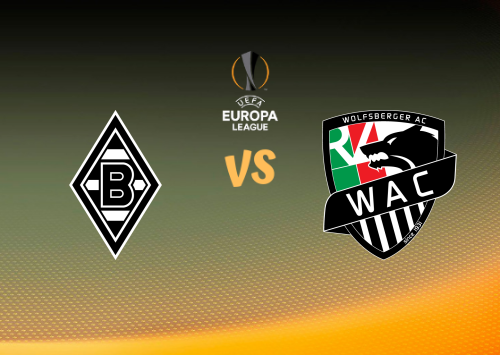 Borussia M'gladbach vs Wolfsberger AC  Resumen