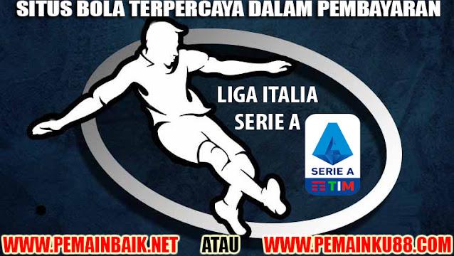 Daftar Pertandingan Liga Italia Serie A Pekan Ke 8
