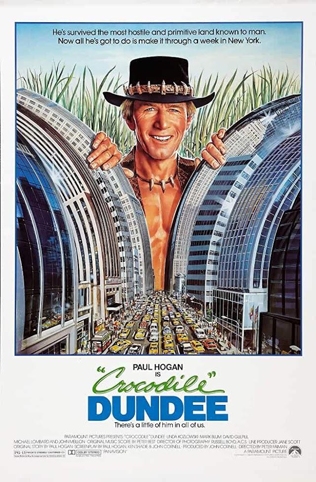 Crocodile Dundee 1986 x264 720p Esub BluRay Dual Audio English Hindi GOPI SAHI