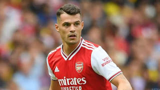 Xhaka Omitted from Arsenal's Game Against Wolves