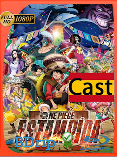 One Piece Stampede (2019) BDRip [1080p] Castellano [Google Drive] Panchirulo