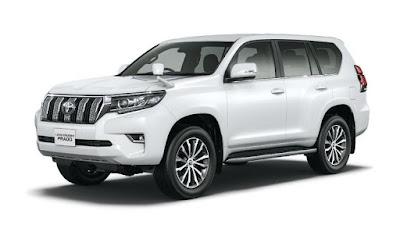 Rekomendasi Aksesori Toyota Land Cruiser Prado