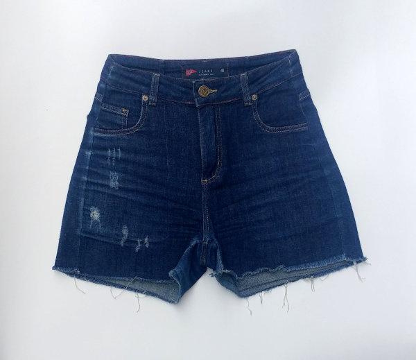 Como aumentar comprimento short jeans