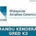 Kelayakan SPM Layak Memohon Jawatan Terkini Suruhanjaya Penerbangan Malaysia ~ Tarikh Tutup 5 Oktober 2020