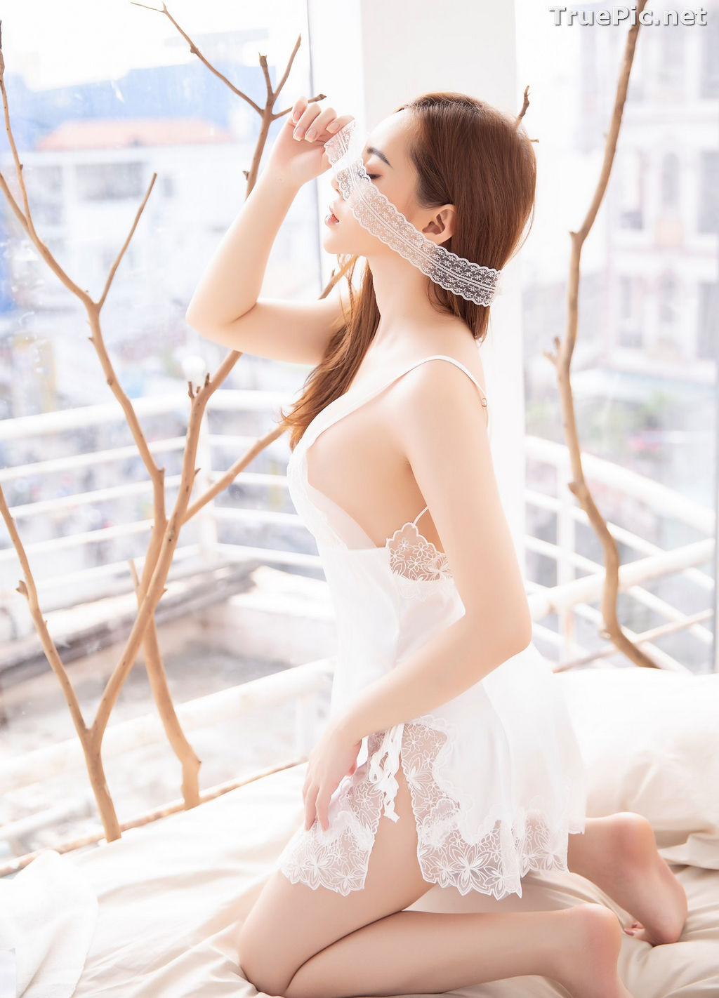Image Vietnamese Model – Hot Beautiful Girls In White Collection #2 - TruePic.net - Picture-8