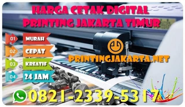 HARGA CETAK DIGITAL PRINTING JAKARTA TIMUR