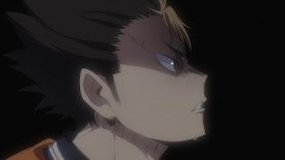 ハイキュー!! アニメ 3期5話 西谷夕 | Karasuno vs Shiratorizawa | HAIKYU!! Season3