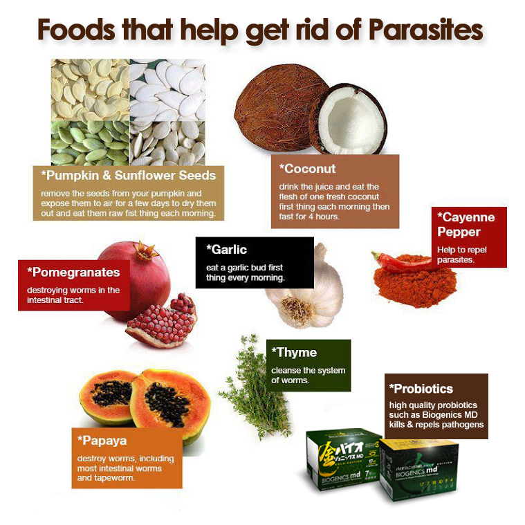 Kill Skin Parasites Naturally