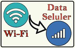 Bisakah Mengubah Wifi menjadi Data Seluler?