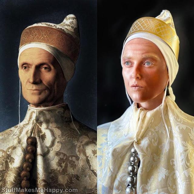 Doge Leonardo Loredano (Giovanni Bellini)