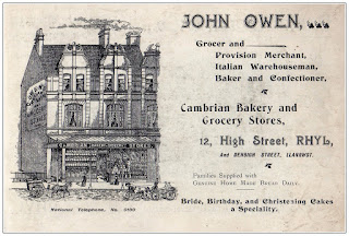 John Owen grocer