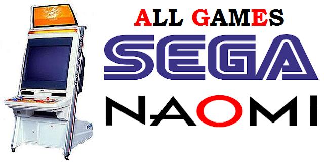 Demul - Naomi Arcade Emulator - Inmortal games