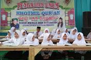Dihadiri Kyai Gondrong, Khotmil Qur'an TPQ AT-Taqwa Berlangsung Meriah