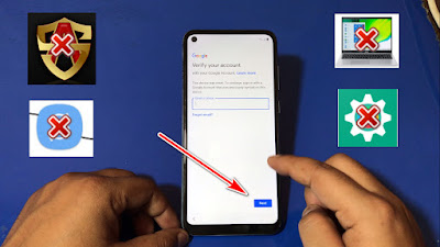 Samsung A11 Google Account Reset 2021 Latest Patch Without Pc & Apps install