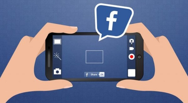 How can I go live on facebook