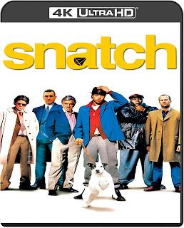 Snatch [2000] [UHD] [Latino]