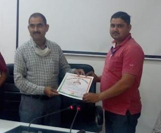 जन परिषद अभियान के कार्यकर्ताओं का हुआ सम्मान कार्यक्रम