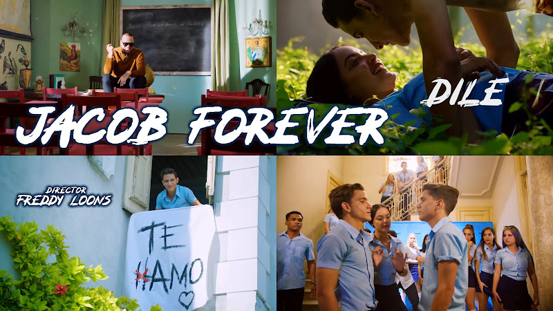 Jacob Forever - ¨Dile¨ - Videoclip - Director: Freddy Loons. Portal Del Vídeo Clip Cubano