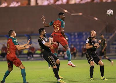 ملخص اهداف مباراة الاتفاق والرائد (3-1) الدوري السعودي