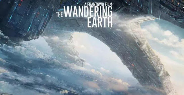 download the wandering earth sub indo